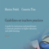 Guidelines on teachers practices